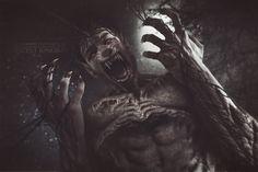 Fear the Night by vincentjongman on DeviantArt