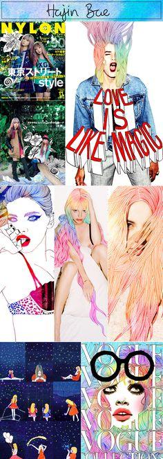 fashion-illustration-hajin-bae-coreia-fotografias-cores-fofas-ilustracao-moda-modices