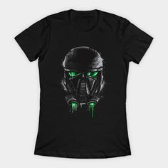 Women's Rogue One inspired t-shirts at Teepublic