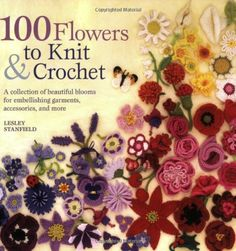 We've put together the most amazing range of gorgeous Crochet Flowers that you will not want to miss. Check out all the ideas now and watch the video tutorial that shows you how to crochet a Magic Ring.