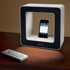 iPhone Alarm Clock Uses Light & Sound