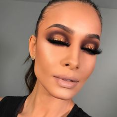 sophia-elizabeth - Makeup Looks - schöne und einfache Makeup Looks - Beauty - Make up Tutorials - Lidschatten Tutorials - Accesorios para Maquillaje Glam Makeup, Bronze Makeup, Flawless Makeup, Gorgeous Makeup, Pretty Makeup, Love Makeup, Skin Makeup, Makeup Inspo, Makeup Inspiration
