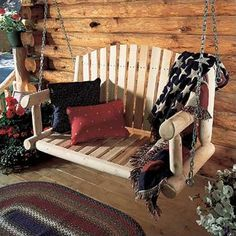 Love Porch swings