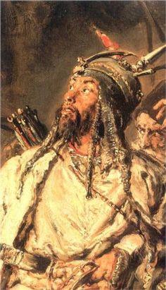 The famous Tatar commander Tugai Bey Art Database, Renaissance Art, Great Artists, Portrait, Art History, Amazing Art, Buy Art, Wall Art Prints, Canvas Art