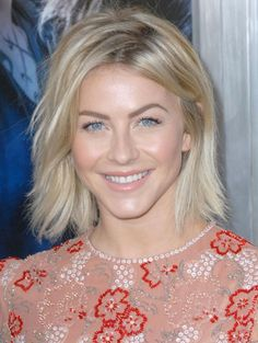 26 of the Most Amazing Shag Hairstyles: Julianne Hough Shag Hairstyle