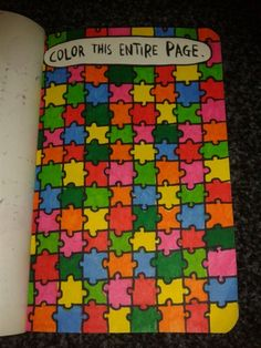 """""""wreck this journal"""" -- this would have been right up my alley as a teenager. Could still be useful now :)"""