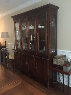 Dining Room Hutch And China Cabinet