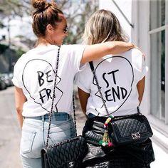 Best Friend Shirts, Bff shirts, Best Friend T-Shirts, Matching Best Friend Shirts, Bff Shirts, Best Friend T Shirts, Best Friend Outfits, Friends Shirts, Best Friend Matching Shirts, Bff Goals, Best Friend Goals, Best Friends, Funny Friends