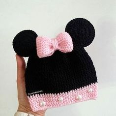 Bakmayın böyle büyük gözüktüğüne aslında Minnie Mouse minicik Günaydın For #newborn baby