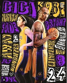 High quality Kobe Bryant gifts and merchandise. Kobe Bryant Lakers, Kobe Bryant 8, Kobe Bryant Daughters, Kobe Bryant Quotes, Kobe Bryant Pictures, Kobe Bryant Family, Kobe Mamba, Nba Pictures, Love And Basketball