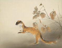 Kansetsu HASHIMOTO (1883 - 1945) -The Japanese Master-橋本関雪-日本繪畫大師與作品