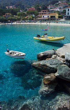 Boat Trips Island of Elba