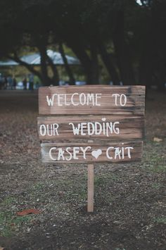Rustic Californian Park Wedding: Casey & Caitlin