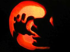 Pro Life pumpkin template found at this site..http://catholiccuisine.blogspot.com/2011/10/2011-saint-o-lantern-link-up.html