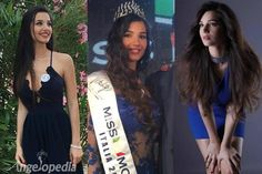 Giada Tropea crowned as Miss World Italy 2016