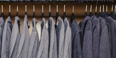 This Pic of Mark Zuckerberg's Closet Reveals a Useful Style Tip