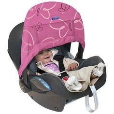 Clona DOOKY Zero+ - Butterfly Baby Car Seats, Zero, Butterfly, Children, Young Children, Boys, Kids, Butterflies, Child