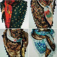 Lovely scarfs