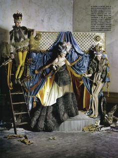 Tim Walker fashion photography. #editorial #fashion #style
