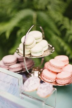 *macaroons - might have to. Shout out to France