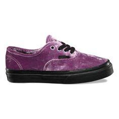 Athletic Shoes Efficient Vans Purple Lilac Velevt Vans 4.5 Women's Shoes