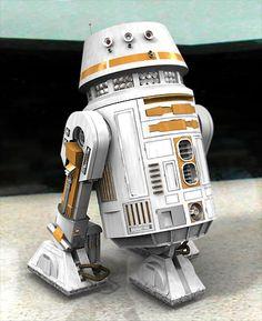 Star Wars - R5-A7 Droid, Wookieepedia.