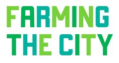 Farming The City - map shows urban agriculture projects from around the world
