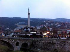 ユーラシア旅行社で行くコソボツアー 古都プリズレンも訪問