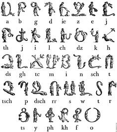[Picture: Armenian Figure Alphabet from p. 12]