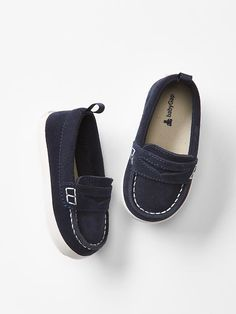 Suede loafers Product Image