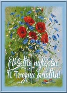 Imagines, Wild Flowers, Poppies, Glass Vase, Drawings, Tableware, Floral, Painting, Home Decor