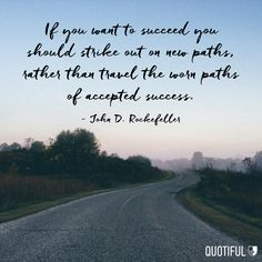 Take the unworn path and define your own success. Daily Inspiration Quotes, Daily Quotes, Life Quotes, Fearless Quotes, How To Stay Motivated, Beautiful Words, Quote Of The Day, Quotes To Live By, Inspirational Quotes