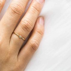 Dainty Stacking Rings | Simple & Dainty Sterling Silver Rings, Gold Rings, Diamond Ring Cuts, Ring Size Guide, Dainty Ring, Bracelet Sizes, Solitaire Ring, Stacking Rings, Jewelry Rings