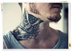 owl tattoo 10