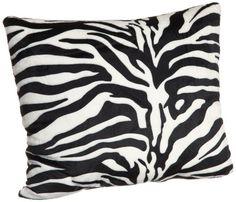 Brentwood Originals 18-Inch Zebra Fur Pillow, Black Brentwood Originals http://www.amazon.com/dp/B005CTRWWS/ref=cm_sw_r_pi_dp_prA5tb0B8P0Q1