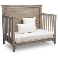 simmons monterey dresser rustic white. simmons kids slumbertime monterey 4-in-1 convertible crib - rustic white dresser a