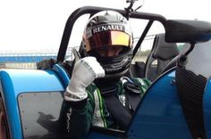 Kamui Kobayashi And The Caterham Seven 620R At Silverstone (VIDEO)