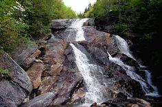 Flat Laurel Creek-Cascades - Pisgah Forest