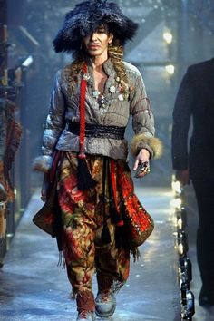 images of john galliano's designs - Google Search...Jack Sparrow, are you in there??