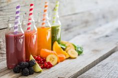 Benefits of Organic Juices for a Complete Detoxification