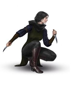 Dragon Age Appropriate! :-) Vin (Mistborn) [by anndr]