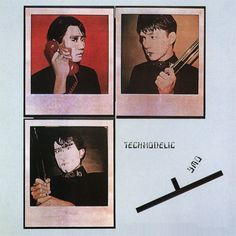 Technodelic / Yellow Magic Orchestra