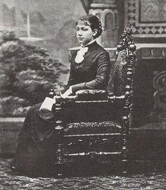 Her Grand Ducal Highness Princess Viktoria of Baden (1862–1930)