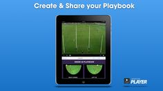 Sportstec Player: Send your Playbooks directly to your teams iPads.