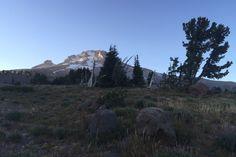 Mt Hood in Summer