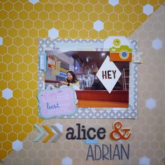 alice & adrian by PeiFang_Alice @ alice-in-craftyland.blogspot.com