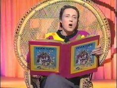 Christopher Walken Reads The Three Little Pigs