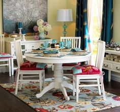 Pier One Imports Eclectic Charm Dining Room I love