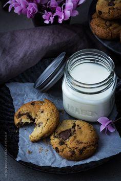 KEKSEEE! Mein liebstes Rezept für klassische Chocolate Chips Cookies | KLITZEKLEIN | Bloglovin'