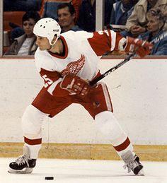 John Ogrodnick (Red Wings de Détroit)
